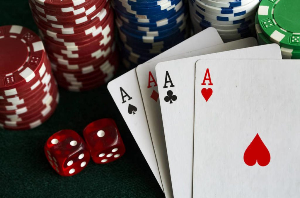 Don't Waste Time 5 Details To begin Poker