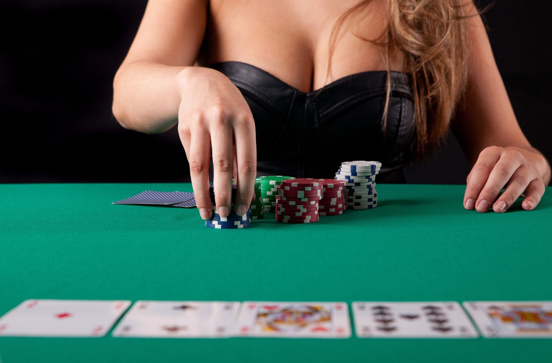 Four Legal guidelines Of Gambling